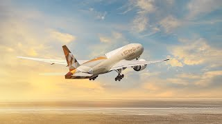 Etihad Cargo: Food and Medical Supplies | Etihad A...