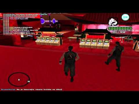 SA:MP DreamWorld RPG Macedonia | Моторџии Cesar & David се коцкаат