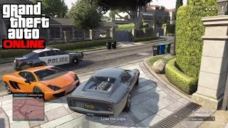Rich Men in Richman - GTA: Online Solo Mission (Hard) (HD)