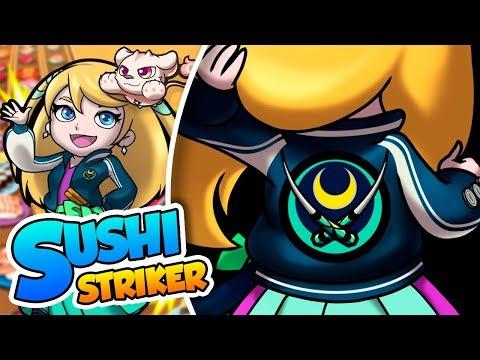 ¡El emblema misterioso! - Sushi Striker (Switch) DSimphony