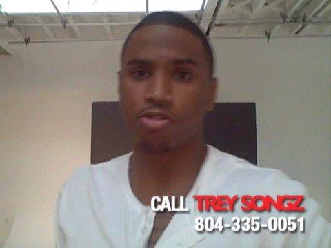 Download Trey Songz- Fanzine Photo Shoot [Behind The Scenes]