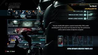Batman Arkham Knight How to Free Roam as any Character 👍