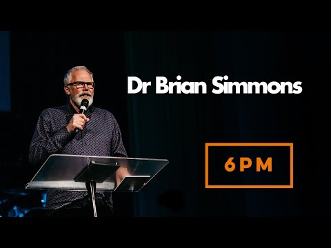Dr Brian Simmons | Sunday 26th February 2017