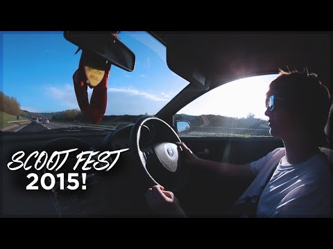 Vlog 3 | Scoot Fest 2015 | INSANE HOVERBOARD TRICKS!
