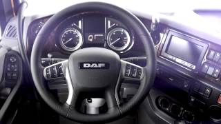 Meet the new DAF XF - interior
