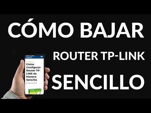 Cómo Configurar Router TP-LINK de Manera Sencilla