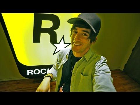 ME INVITAN A ROCKSTAR Y NUEVO MODO DE GTA V! - [LuzuGames]