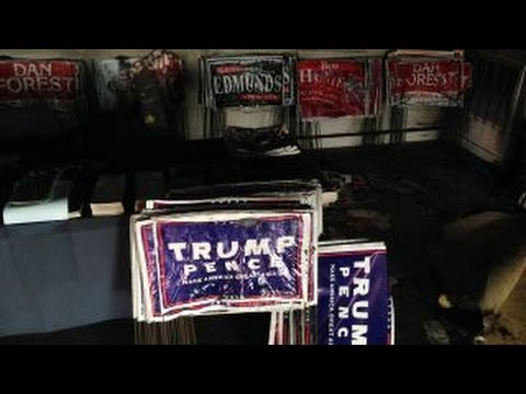 N.C GOP Exec. Director on firebombing of local GOP office