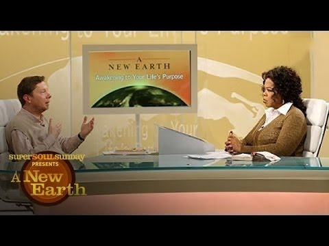 The Question That Inspired Eckhart Tolle to Write A New Earth | A New Earth | Oprah Winfrey Network