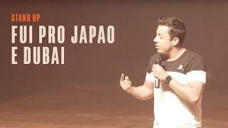 Renato Albani - Sobre Minha Viagem Pro Japão E Dubai