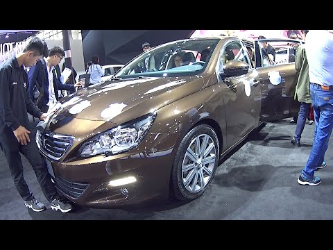 2016, 2017 Peugeot 408 video review