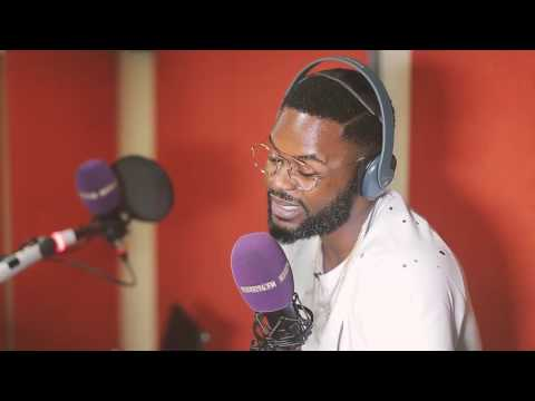 Falz tells Abby about dating Simi: Not Deceiving Anybody