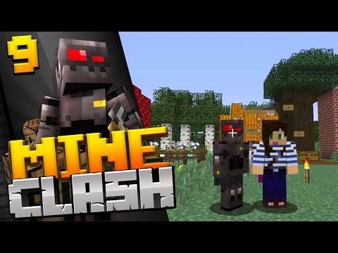 Minecraft Mineclash Episode 9: Disney III