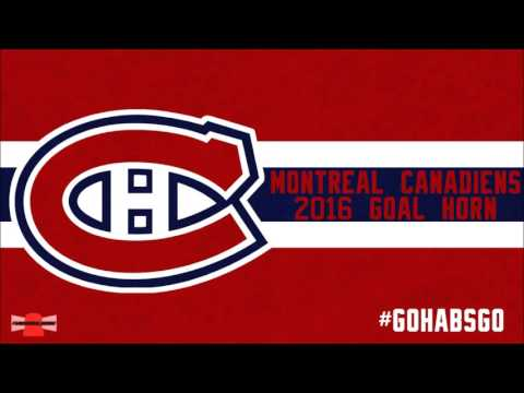Montreal Canadiens 2016 Goal Horn