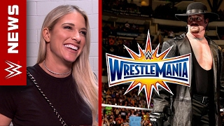Kelly Kelly Signs 3 Year WWE Deal! Undertaker