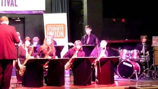 Ants in the Pants (George Vincent) performed by Little Big Band
