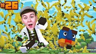 DIE BANANEN MASCHINE EXPLODIERT?! - Minecraft Adventure #26 [Deutsch/HD]