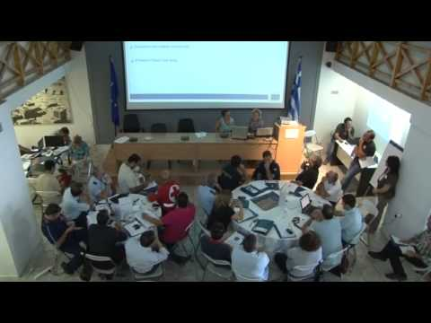 NEREIDs Project-1st Table Top Exercise (Crete)