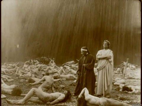 Открытый урок по «Божественной комедии» Данте
