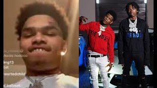 NoCap Speaks On Lil Baby Rylo Rodriguez Issue