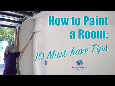 How to Paint a Room: 10 Must-Have Tips!