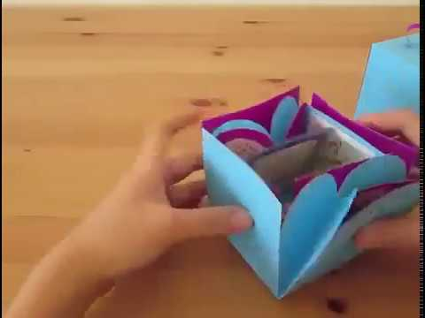 Sevgiliye Surpriz Kutu Yapimi