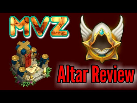 Legend Of MVZ: Ascendant Altar Review Castle Clash