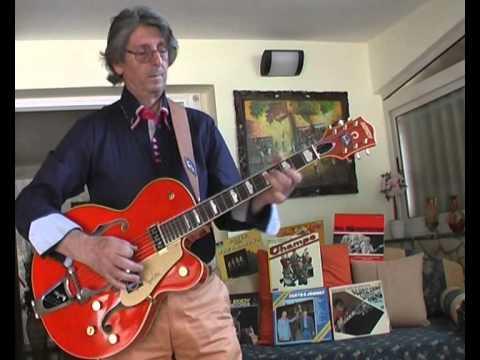 BONANZA (Theme Film - AL CAIOLA Guitar)