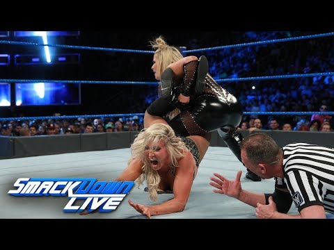 Charlotte Flair vs. Natalya - SmackDown Women