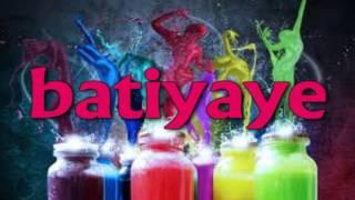 "BATIYAYE "" dianfa"""