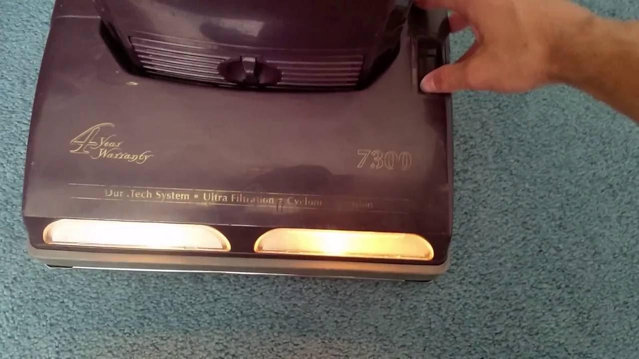 Simplicity 7300 7 Series Upright Vacuum