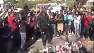 Repeat youtube video Actor Tyrese Gibson CRIES on PAUL WALKER DEATH' SCENE OMG - Funeral Dead Boby