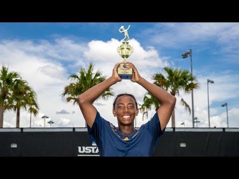 LIVE: USTA National Campus Hosts ATA National Championships: Boys' & Girls' 18s Finals
