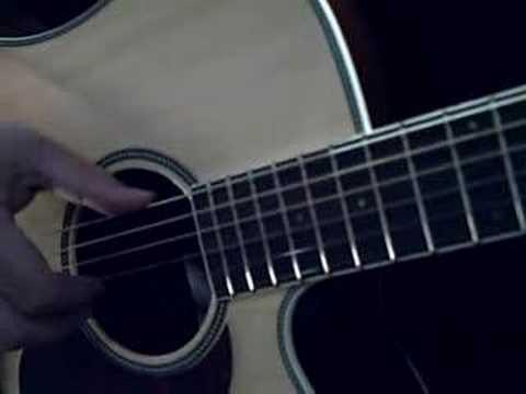 BEATLES - In my life (Acoustic Guitar)