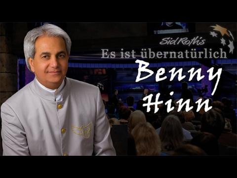 Sid Roth's Es ist Übernatürlich   Interview   Benny Hinn