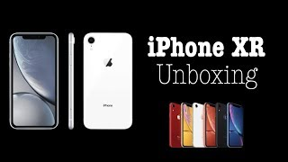 Gambar cover iPhone XR Unboxing & Review (Philippines) || Louis Rosales