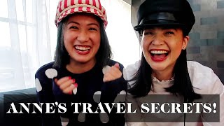 Travel Q&A With Anne Curtis | Laureen Uy