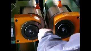 видео Резьбонакатные станки