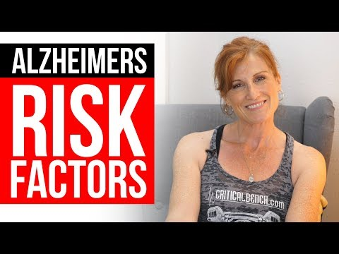 ARE YOU AT RISK for ALZHEIMERS? Know The Risk Factors of Alzheimers