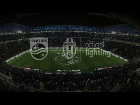 Philips lights up Juventus Stadium!