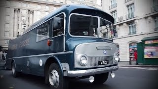 The £1.6m Ecurie Ecosse Commer TS3 Transporter -