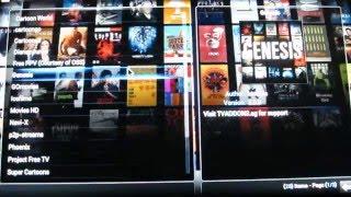 VicTsing® Quad Core Android 4.4.4 Smart TV Box Pro Media Player 1080P WIFI HDMI XBMC