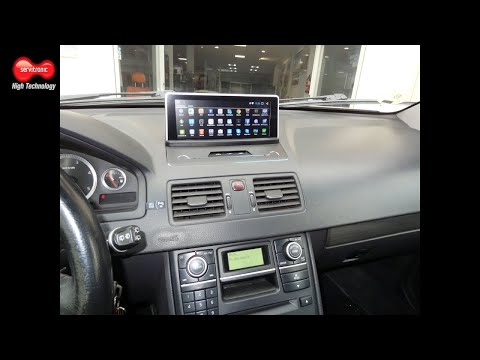 Volvo XC90 Install Gps Screen With Carplay And Android Auto - Servitronic Torrent
