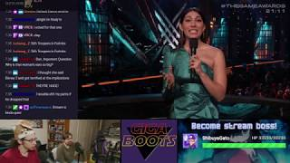 GigaBoots Watches The Game Awards 2019