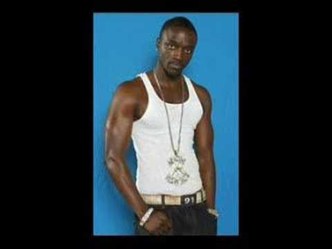 Akon Senegal (With Lyrics)