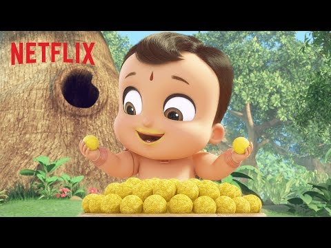 Chasing Snacks! 🍡 | Mighty Little Bheem | Netflix