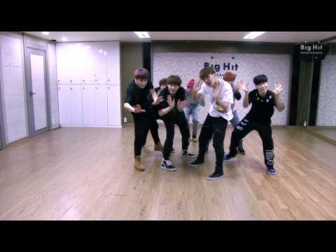 방탄소년단 '상남자(Boy In Luv)' dance practice