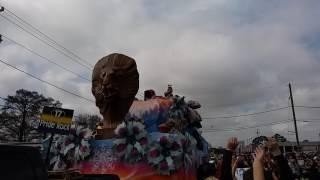 Mardi Gras 2017 Houma Louisiana