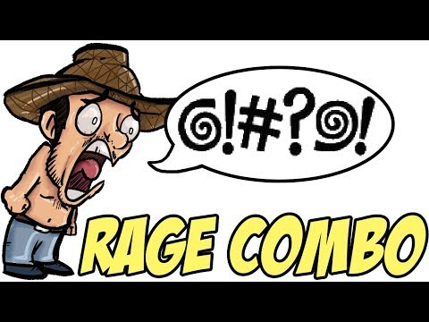 Rage Combo #10 - TMR declares that Dark Queen is a whore mother