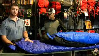 Best Winter Sleeping Bags Part 3 - Western Mountaineering